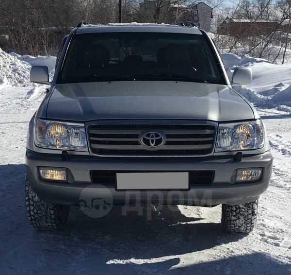 Toyota Land Cruiser, 2006 год, 1 360 000 руб.