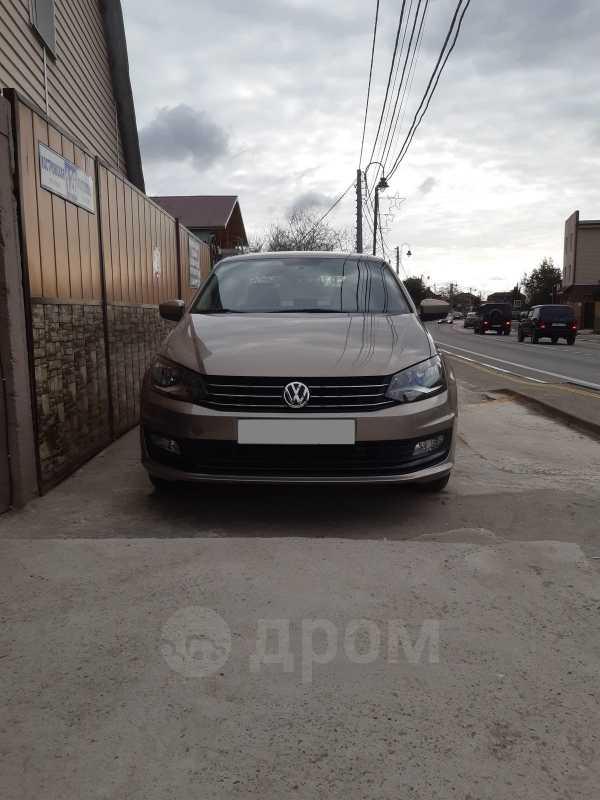 Volkswagen Polo, 2017 год, 630 000 руб.