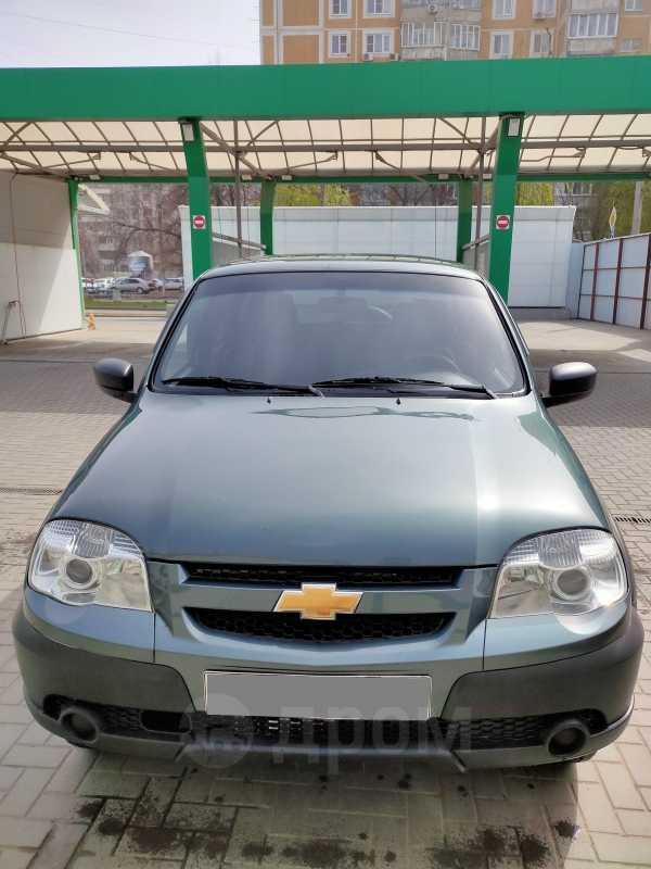 Chevrolet Niva, 2017 год, 440 000 руб.
