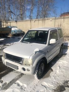 Иркутск Pajero Mini 2000