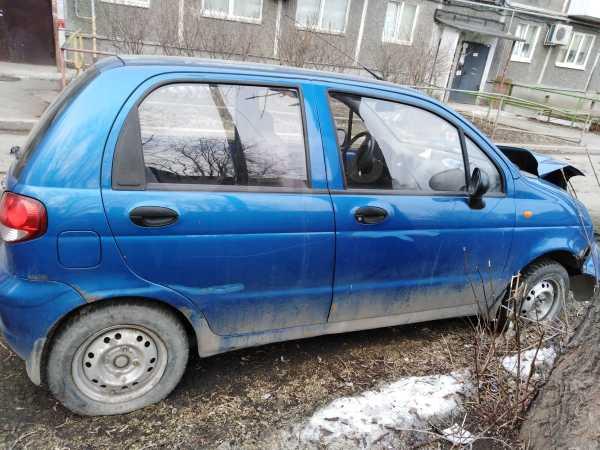 Daewoo Matiz, 2011 год, 60 000 руб.