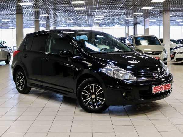 Nissan Tiida, 2013 год, 528 000 руб.