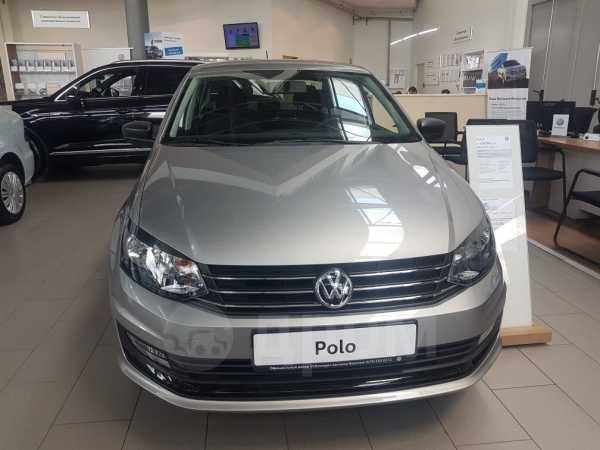 Volkswagen Polo, 2019 год, 963 000 руб.