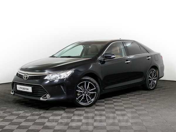 Toyota Camry, 2017 год, 1 344 000 руб.