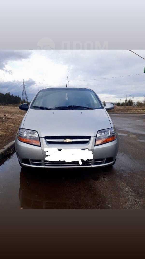 Chevrolet Aveo, 2007 год, 110 000 руб.