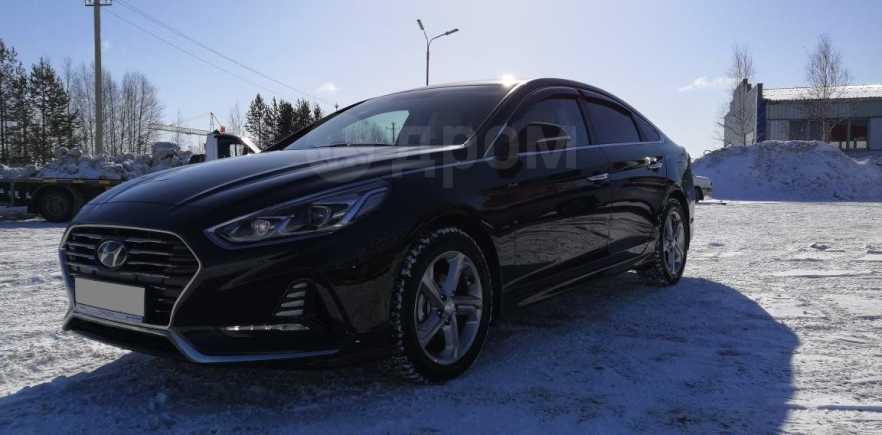 Hyundai Sonata, 2019 год, 1 410 000 руб.