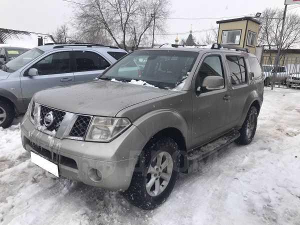 Nissan Pathfinder, 2008 год, 766 000 руб.