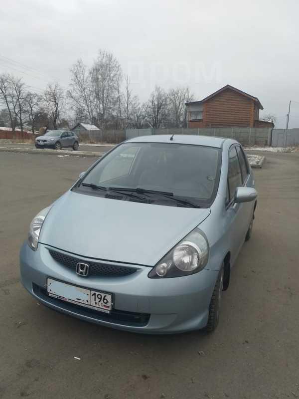 Honda Jazz, 2006 год, 360 000 руб.