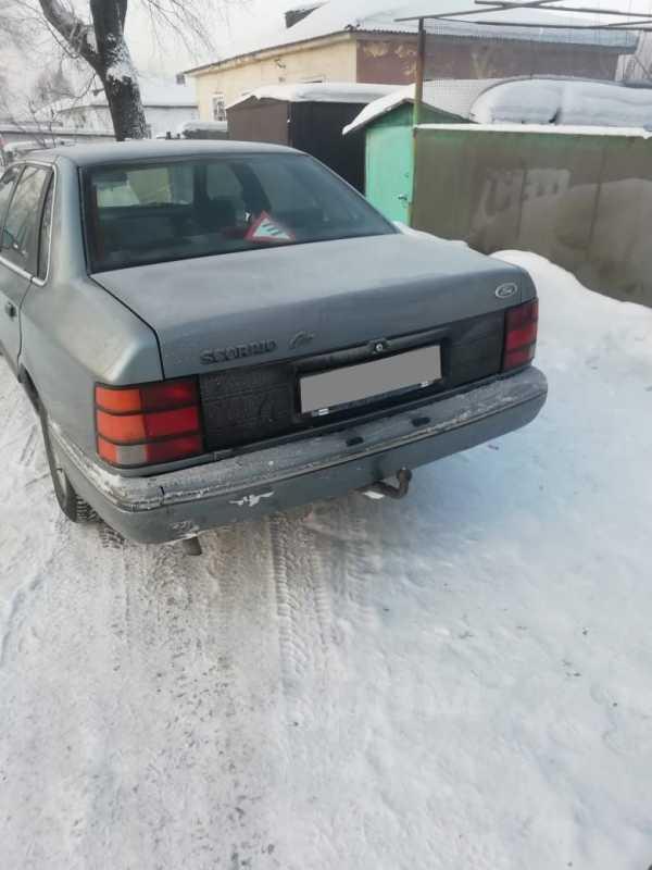 Ford Scorpio, 1990 год, 80 000 руб.