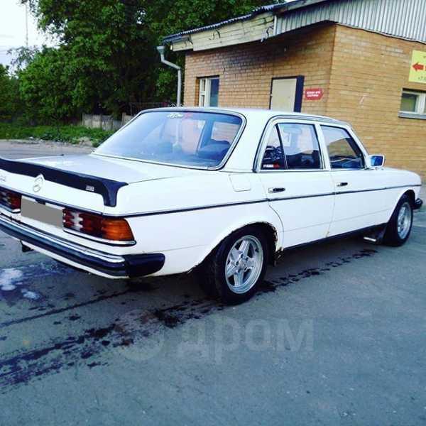 Mercedes-Benz E-Class, 1982 год, 90 000 руб.