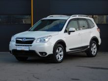 Москва Forester 2015