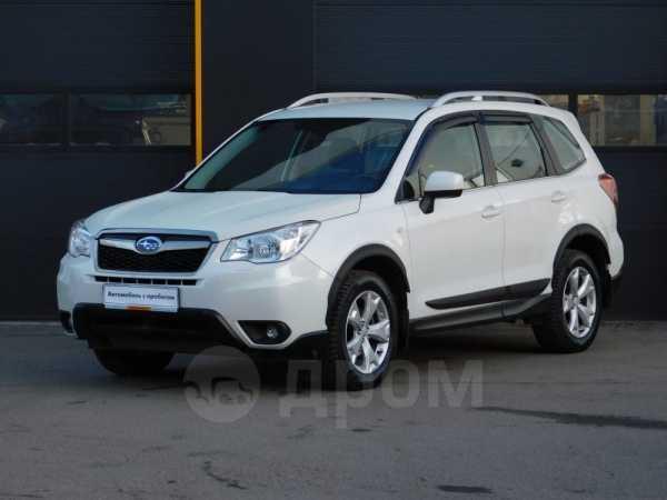Subaru Forester, 2015 год, 1 215 000 руб.