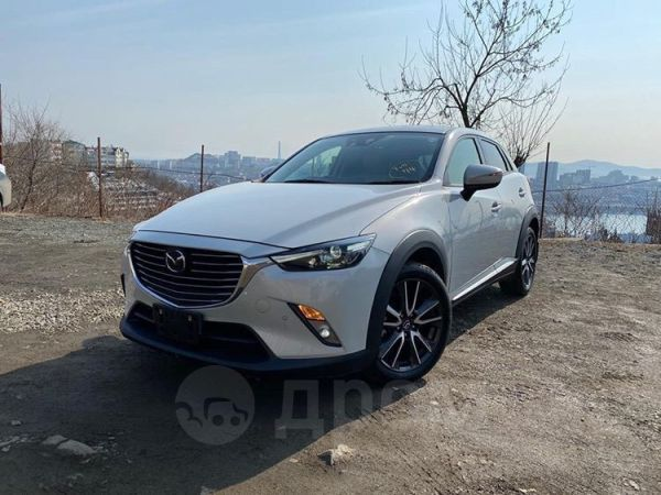 Mazda CX-3, 2015 год, 940 000 руб.