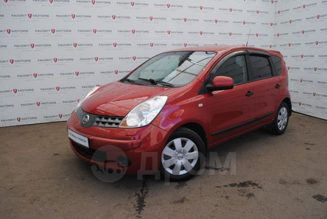 Nissan Note, 2007 год, 260 000 руб.