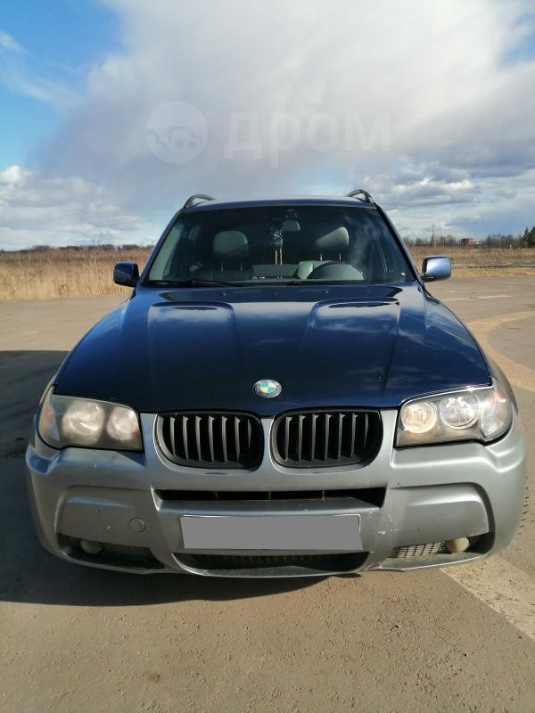 BMW X3, 2003 год, 380 000 руб.
