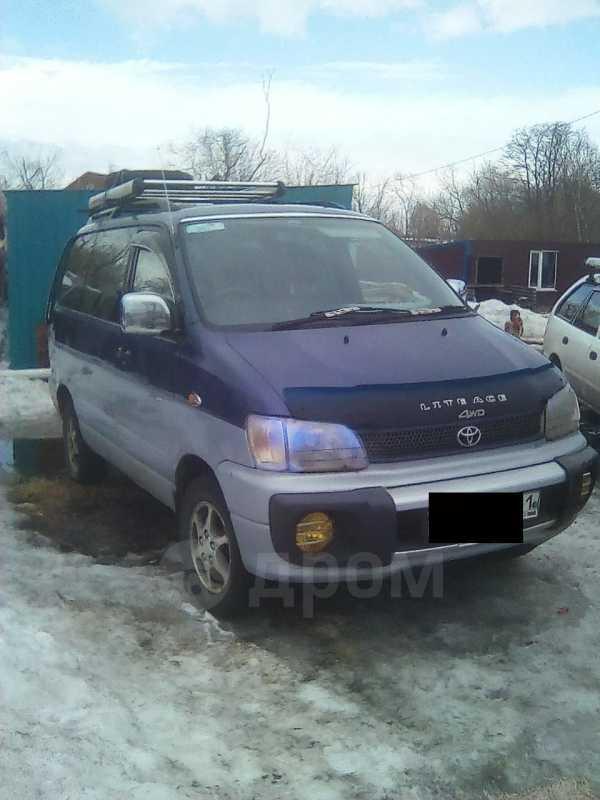 Toyota Lite Ace Noah, 1999 год, 470 000 руб.