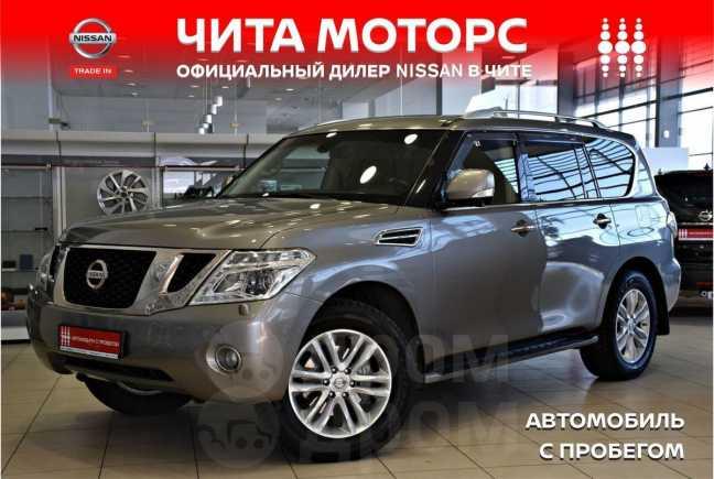 Nissan Patrol, 2012 год, 1 499 000 руб.