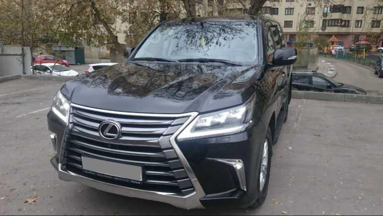 Lexus LX450d, 2016 год, 4 450 000 руб.