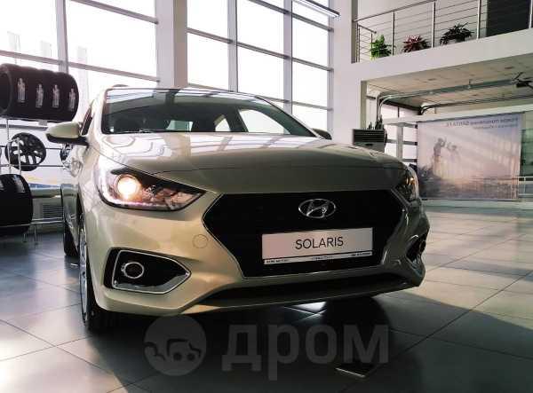 Hyundai Solaris, 2019 год, 1 075 497 руб.