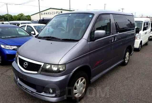 Mazda Bongo Friendee, 2004 год, 386 000 руб.