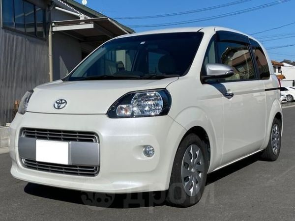 Toyota Porte, 2017 год, 428 000 руб.