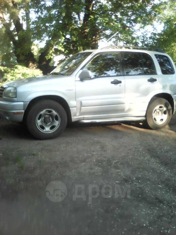 Suzuki Grand Vitara, 2001 год, 350 000 руб.
