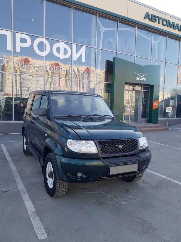 УАЗ Патриот, 2010 год, 299 000 руб.
