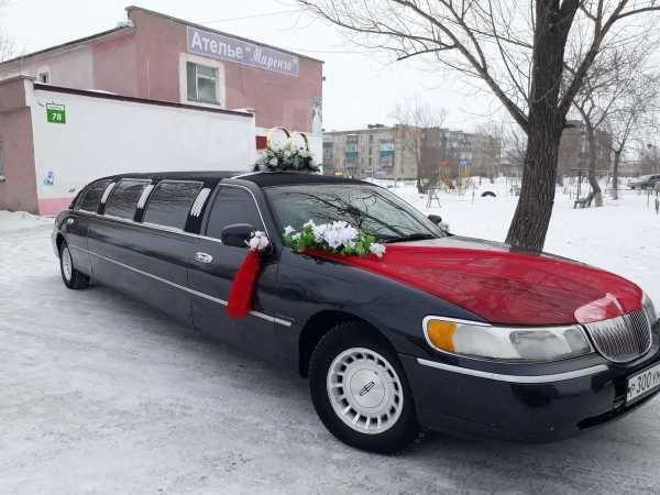 Lincoln Town Car, 2000 год, 400 000 руб.