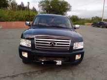 Петропавловск-Камчатский QX56 2004