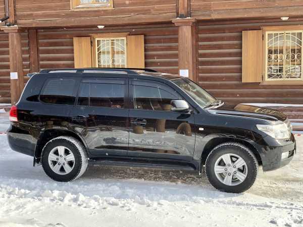Toyota Land Cruiser, 2009 год, 1 935 000 руб.