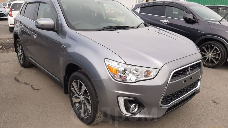 Mitsubishi RVR, 2017 год, 1 185 000 руб.