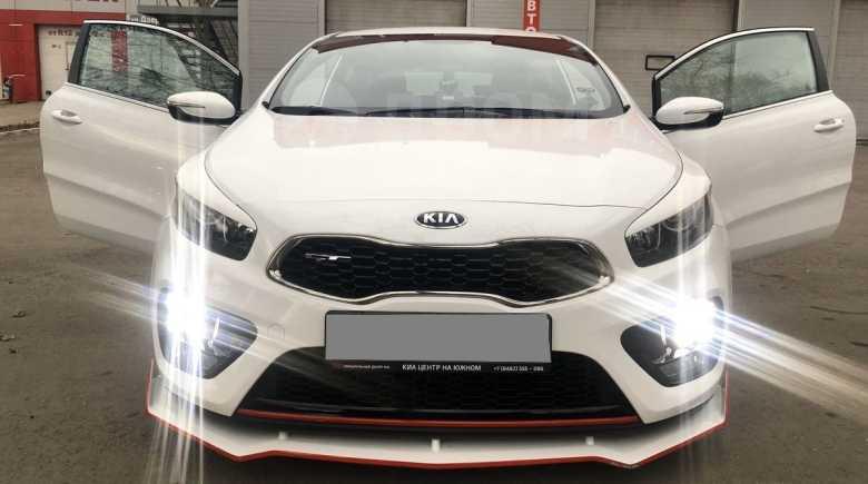 Kia Ceed, 2017 год, 1 250 000 руб.