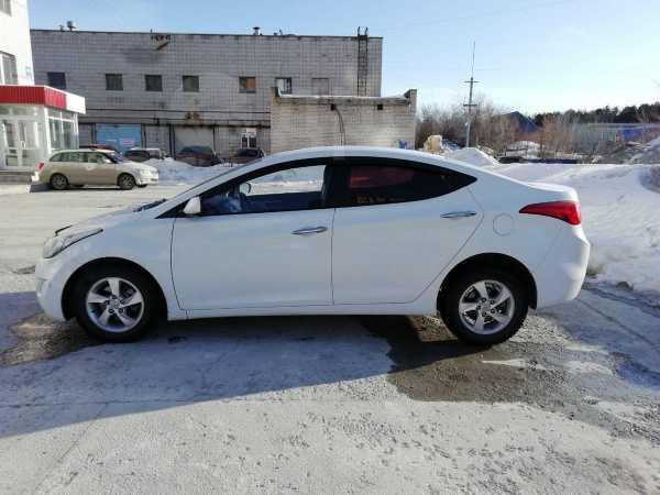 Hyundai Avante, 2010 год, 570 000 руб.