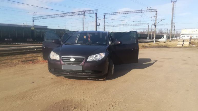 Hyundai Elantra, 2008 год, 340 000 руб.