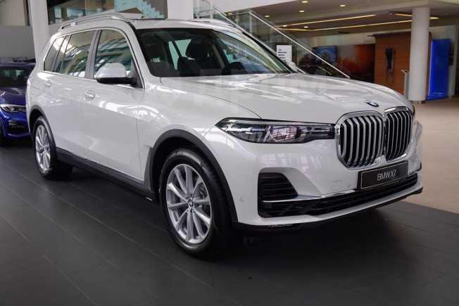 BMW X7, 2019 год, 6 250 000 руб.