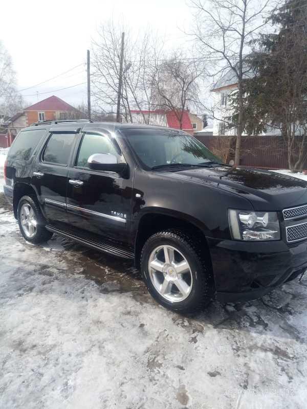 Chevrolet Tahoe, 2012 год, 1 385 000 руб.