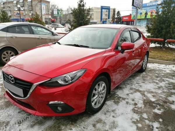 Mazda Mazda3, 2015 год, 950 000 руб.