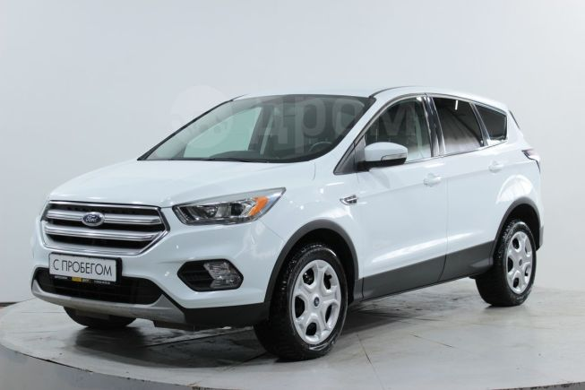 Ford Kuga, 2017 год, 1 050 000 руб.