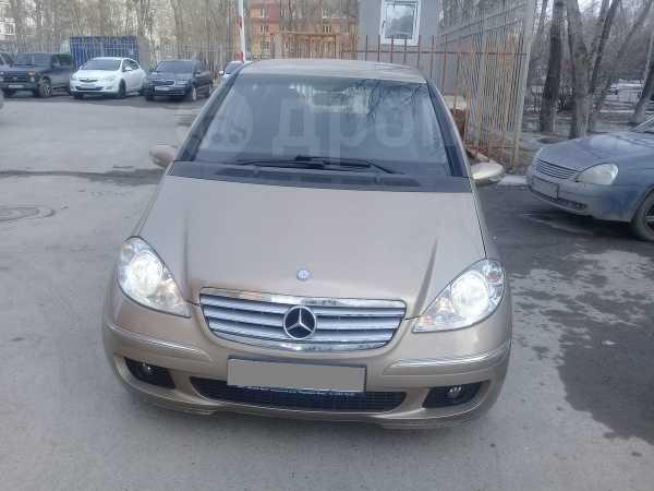 Mercedes-Benz A-Class, 2006 год, 390 000 руб.