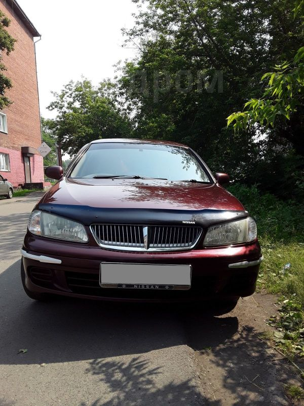 Nissan Sylphy, 2001 год, 220 000 руб.