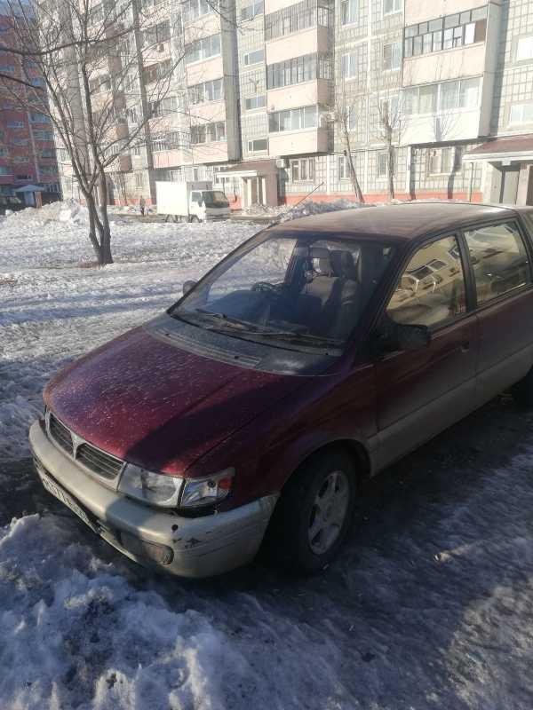 Mitsubishi Chariot, 1994 год, 65 000 руб.