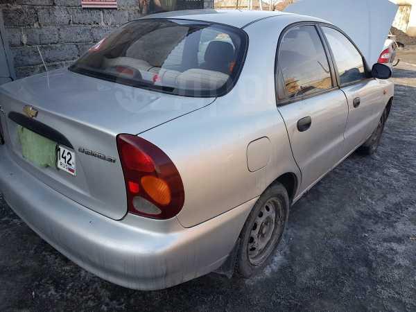 Chevrolet Lanos, 2005 год, 37 000 руб.