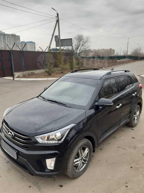Hyundai Creta, 2019 год, 1 400 000 руб.