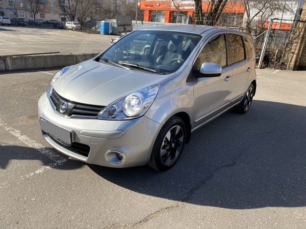 Nissan Note, 2013 год, 595 000 руб.