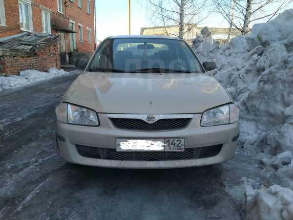 Mazda 323, 2000 год, 180 000 руб.