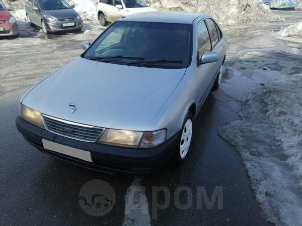 Nissan Sunny, 1997 год, 118 000 руб.