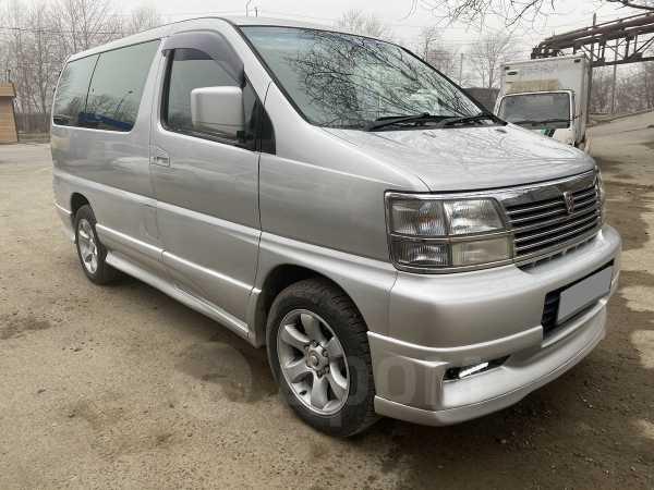 Nissan Elgrand, 1998 год, 425 000 руб.