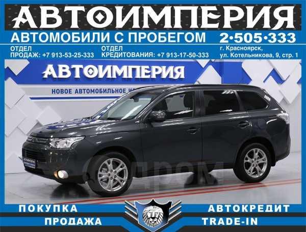 Mitsubishi Outlander, 2013 год, 998 000 руб.
