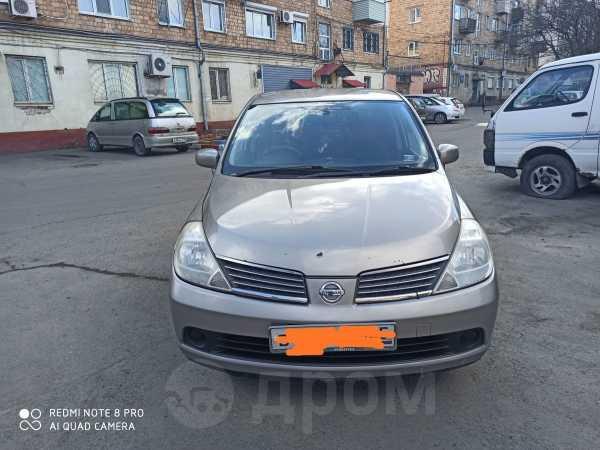 Nissan Tiida Latio, 2005 год, 220 000 руб.
