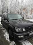 Toyota Land Cruiser Cygnus, 2004 год, 1 500 000 руб.